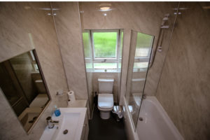 Quad En-suite Bathroom